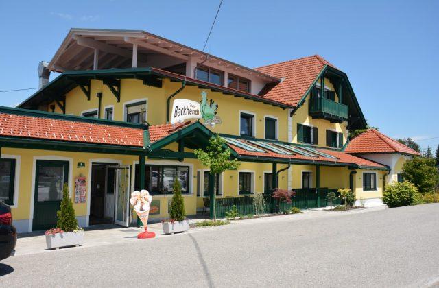 Zubau & Terrasse