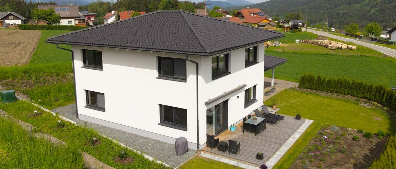 Fertighaus Einfamilienhaus