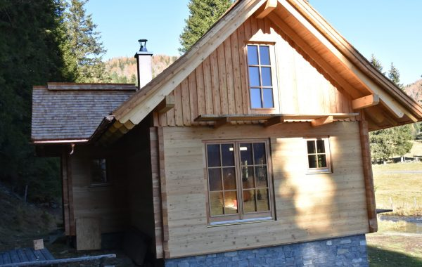 Almhütte/Jagdhütte